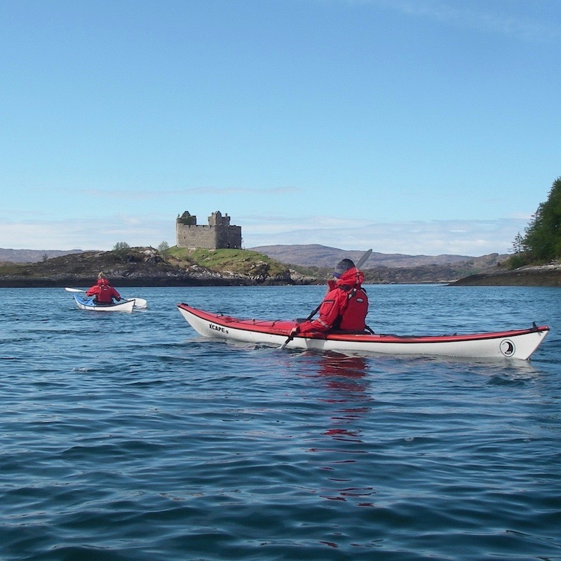 Glenuig Inn Sea Kayaking