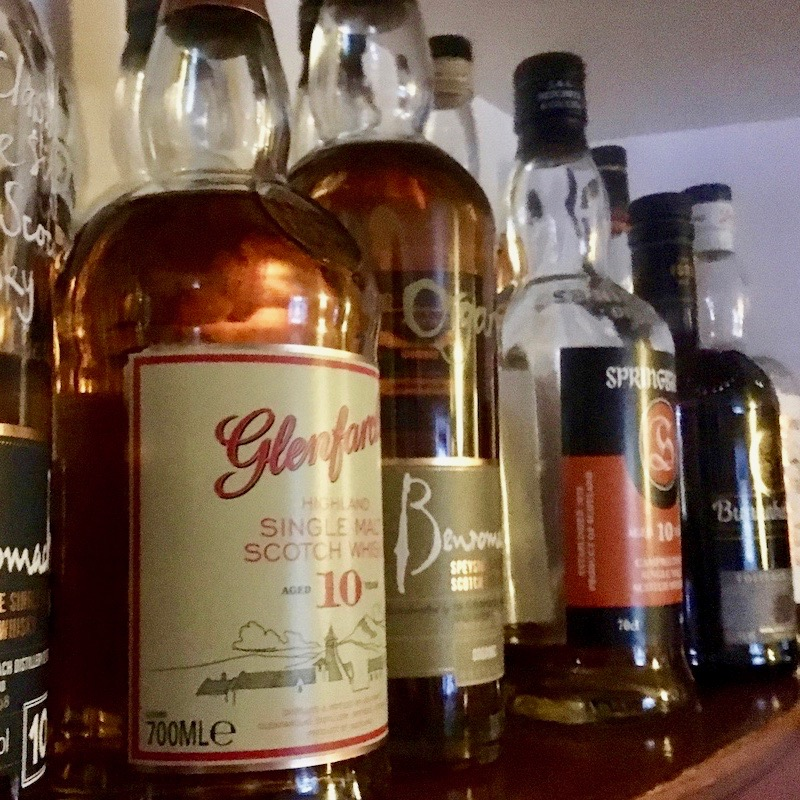 Glenuig Inn Highlands Islands Un-chillfiltered Single Malts
