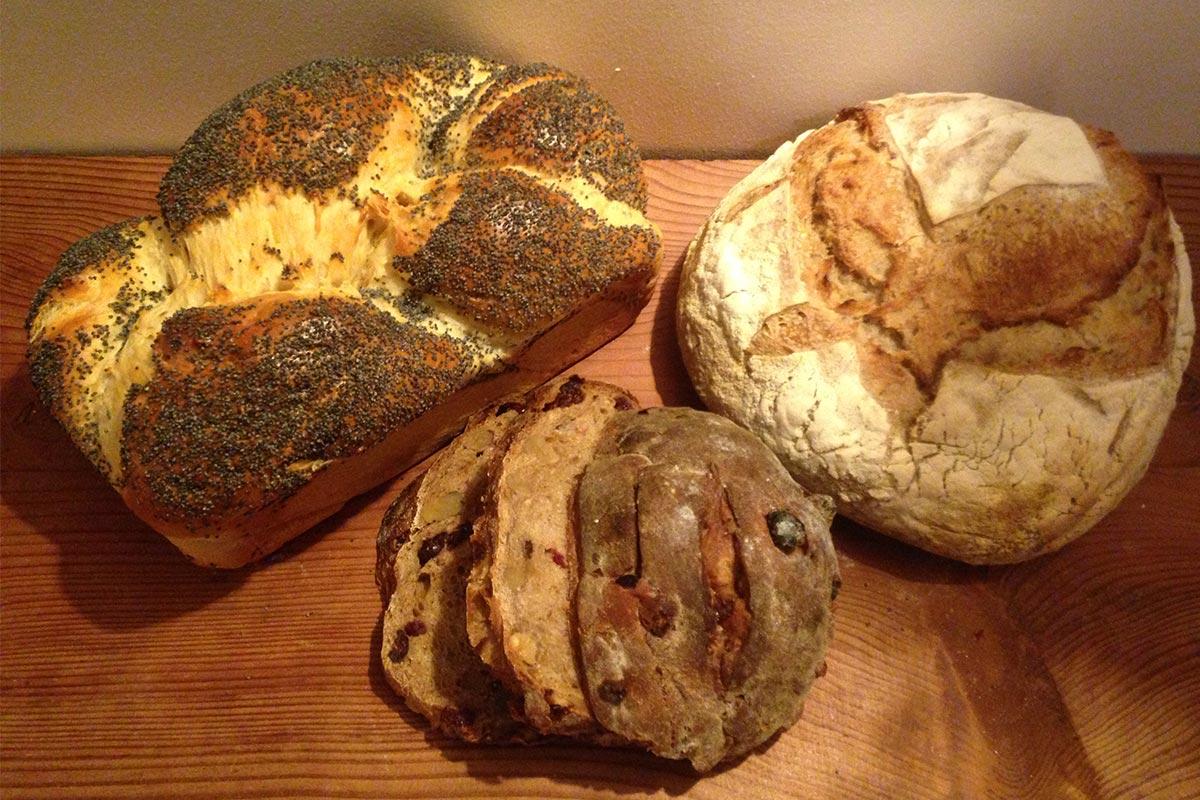 Glenuig Inn - Breads